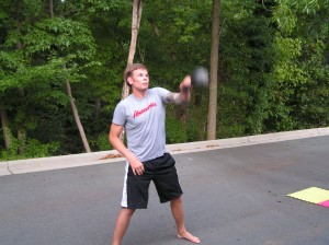 Burlington, NC agility training workout routines